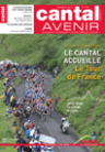 Le Cantal accueille le Tour de France