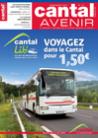 Voyagez dans le Cantal pour 1,50 euros
