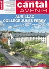 Aurillac - collège Jules Ferry, un projet qui avance