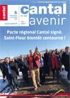 Pacte régional Cantal signé. Saint-Flour bientôt contourné !