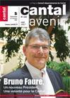Bruno Faure, un nouveau président, une volonté pour le Cantal