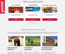 Cantalauvergne.com, tout pour s'installer dans le Cantal