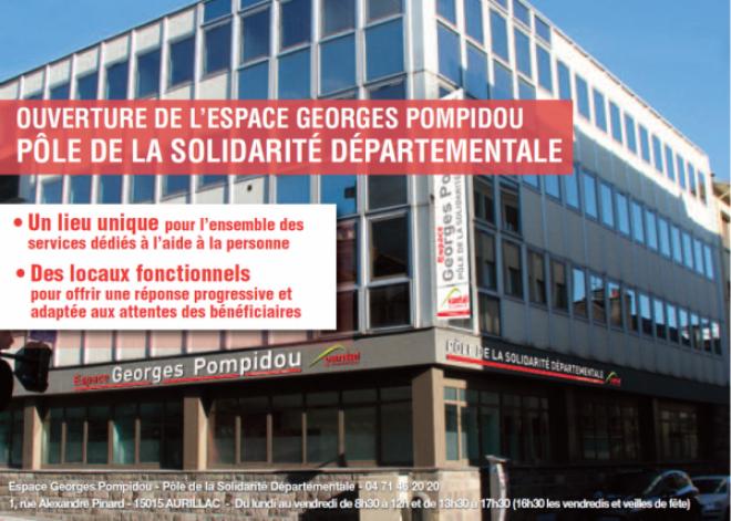 Solidarité (Maison de la Solidarité Départementale)