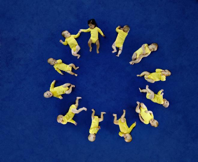 Européens en herbe