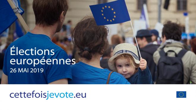 Elections européennes - 26 mai 2019